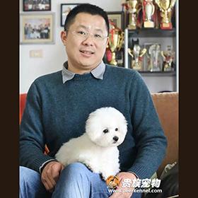 恭喜荆门的冯先生成为比熊小宝贝的新主人【武汉贵族beplay官网APP】